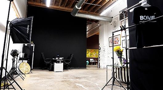 photgraphy studio
