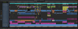 Kingsman-Final-Reel-2-Avid-MC-Timeline