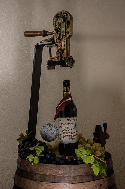 Pomegranate Wildberry Wine