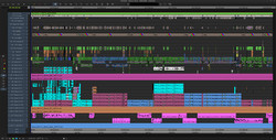 Taurus-Final-Reel-5-Avid-MC-Timeline