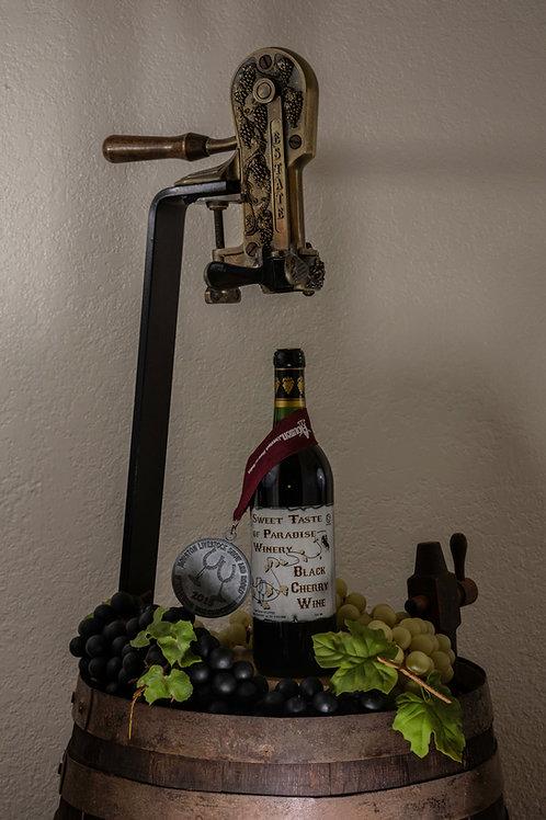Black Cherry Wine