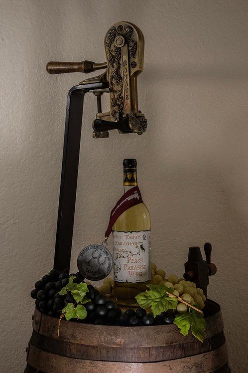 Peach Paradise Wine