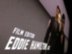 00  Eddie Hamilton - Film Editor credit.