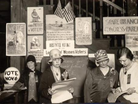 It's National Voter Registration Day