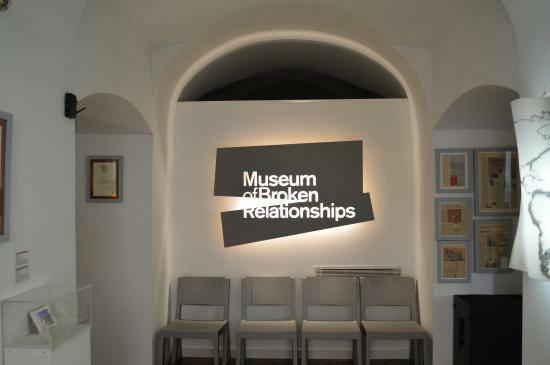 Museum of Broken Relationships Los Ángeles