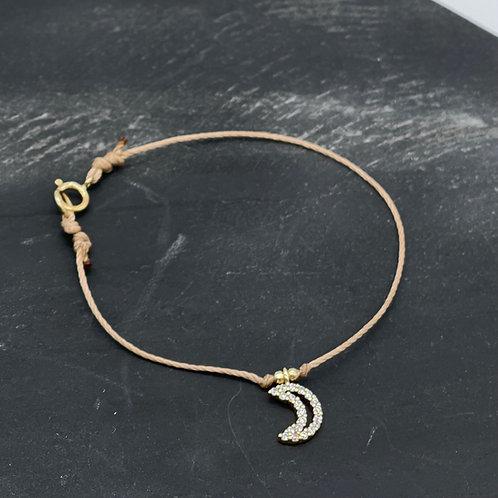 Time & Compassion Moon Bracelet Layer