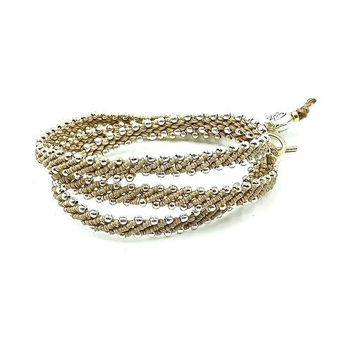 Luxury Hand Weaved Bracelet Wrap