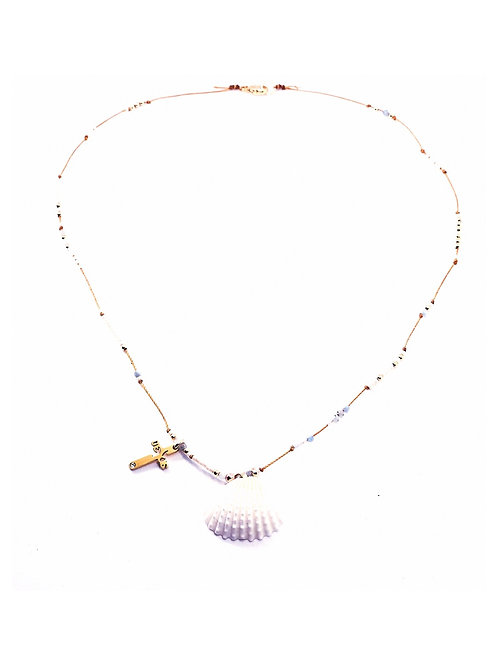 Tides of Faith Necklace