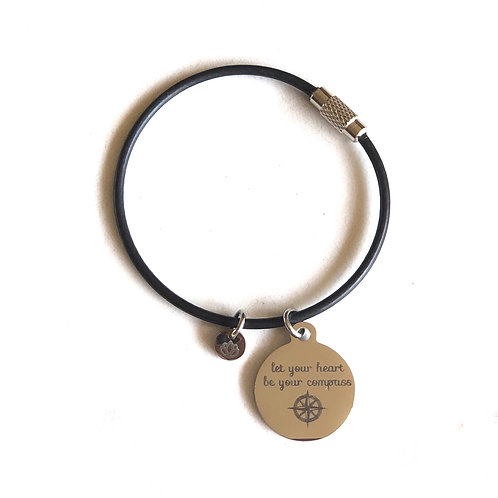 Guiding Blind Trust 24/7 Castle Road Bracelet