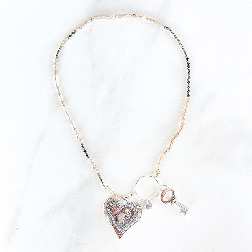 Protect With Love Necklace