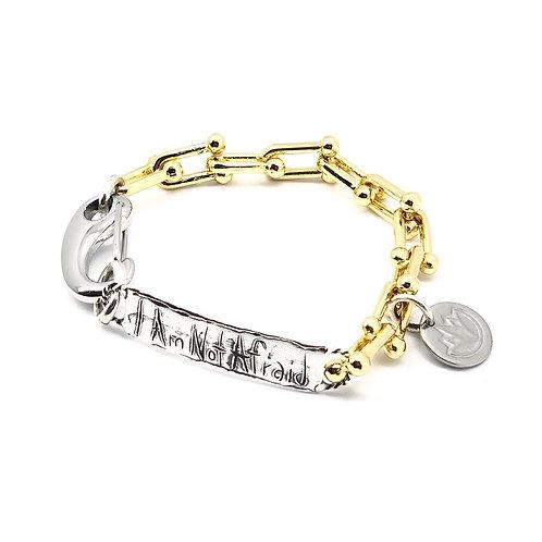 I Am Not Afraid Bracelet