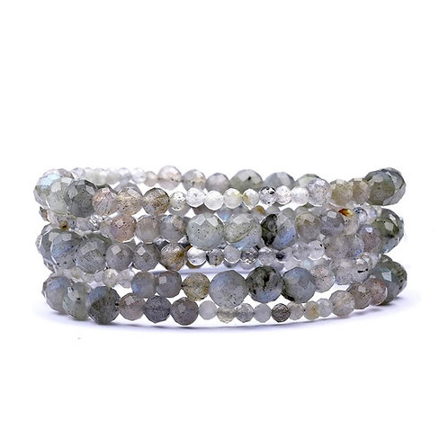 Light & Magic from within wrap bracelet/necklace