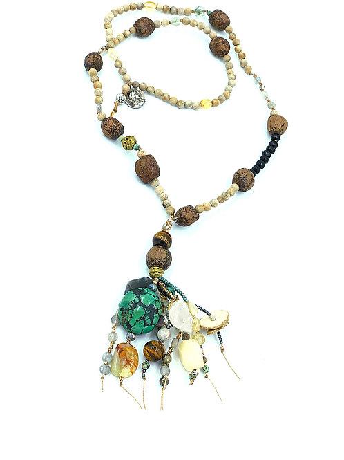 Gemstone Storyboard Necklace