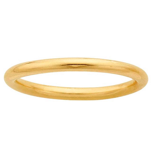 The Hannah stacking ring in 2mm