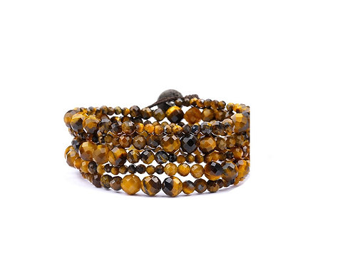 The strength from within wrap bracelet