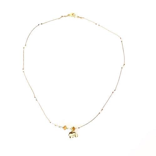 Lucky Trunks Upwards Necklace