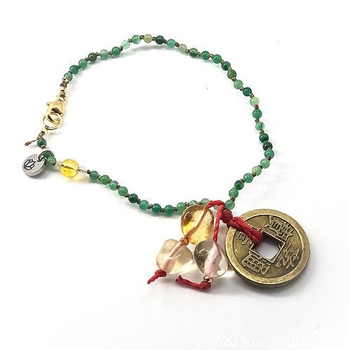 Abundant Prosperity Bracelet