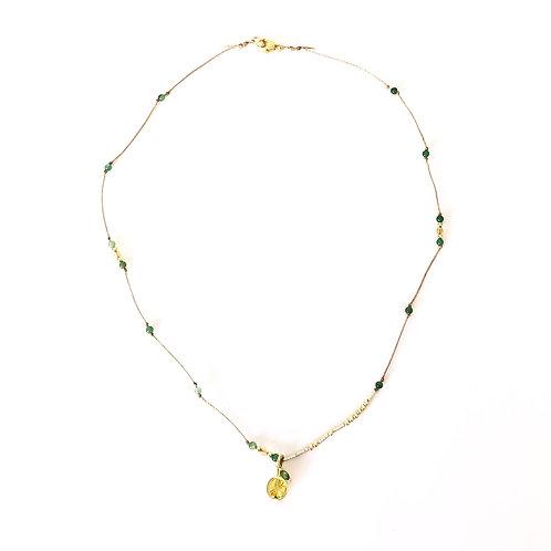 Lemonade Mindset Layer Necklace