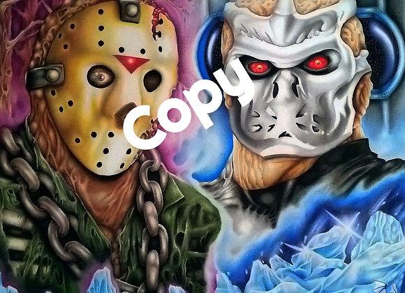 Jason X Print