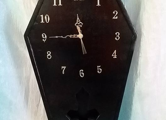 Coffin Clock - Basic Chime