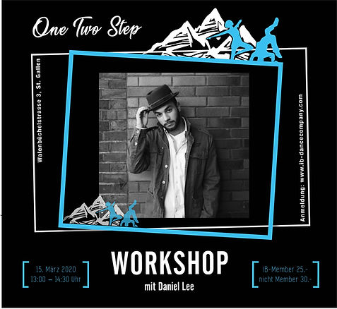 Worshop, Daniel lee spurr, dance, LA stlye, Germany, WhoCares, Dance Crew