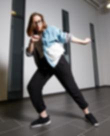 Trainerin Sabrina: Hip Hop-Tanzen in St. Gallen