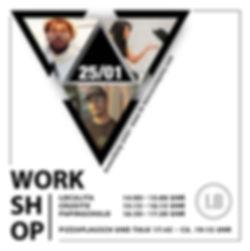 Funk, Workshop, Hip Hop, Popping, Locking,
