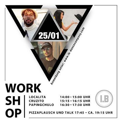 Funk, Workshop, Hip Hop, Popping, Locking,Schweizer Tänzer, Artists, Support, Wissen weitergeben