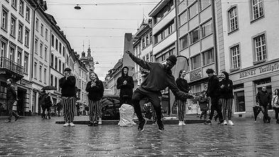 Hip Hop-Showgruppe Imagine Beast, St. Gallen II