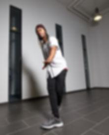 Trainer Ijdee: Hip Hop-Tanzen in St. Gallen