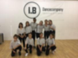 I.B. Dance Company, St. Gallen; Kinder-Kurse, Hip Hop, Breakdance