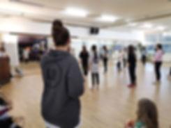 I.B. Dance Company, St. Gallen; Urban Contemporary Tanzkurse