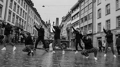 Hip Hop-Showgruppe Imagine Beast, St. Gallen