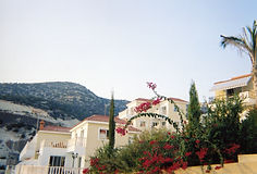 Cheap Cyprus villas are good View of the side of  Pamelas Paradise Villa  Cheap Cyprus villas are good