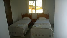 Cyprus holiday villas self catering facilities,  relaxing off pool
