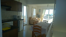 Cyprus holiday villas self catering lounge, cheap cyprus holiday rentals