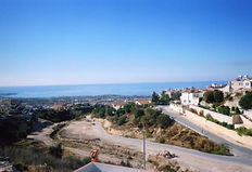 view of cheap stay at paphos, peyia holiday rentals in cyprus with views