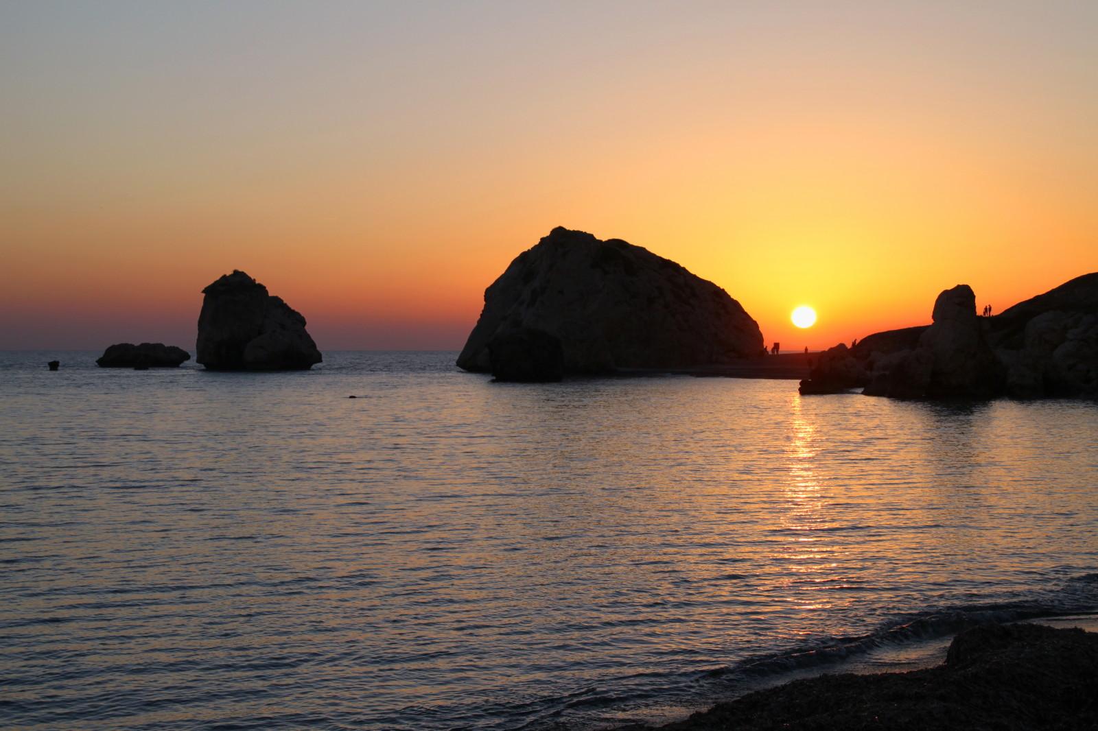 Aphtodites Rock