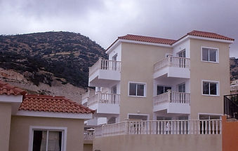 Cheap Cyprus villas are good View of the side of our cheap cyprus holiday villa. Pamelas Paradise Villa  Cheap Cyprus villas are good