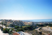 view of cheap stay at paphos, peyia holiday rental view