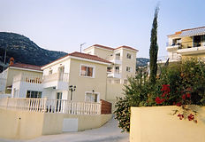 Cheap Cyprus villas are good View of the front of our cyprus holiday villa. Pamelas Paradise Villa Cheap Cyprus villas are good