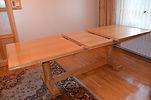 Rozsuwany stół dębowy