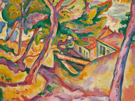 Georges Braque. Erfinder des Kubismus