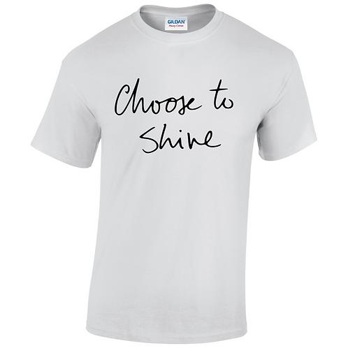 Choose to Shine Kids T-Shirt