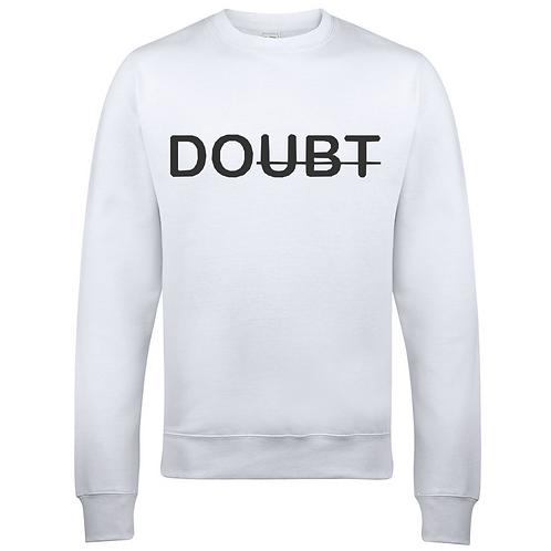 Doubt Adults Sweatshirt