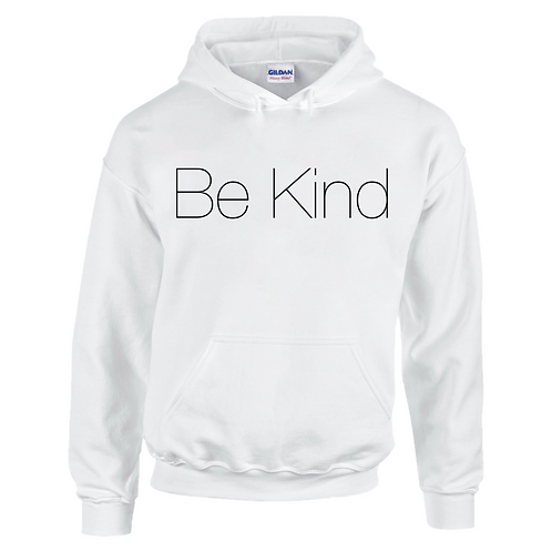 Be Kind Kids Hoodie