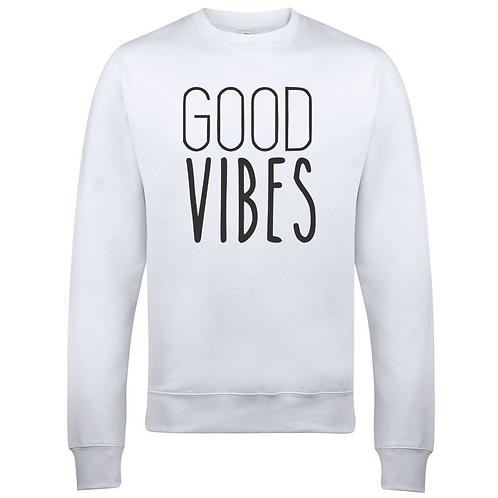 Good Vibes Adult Sweatshirt