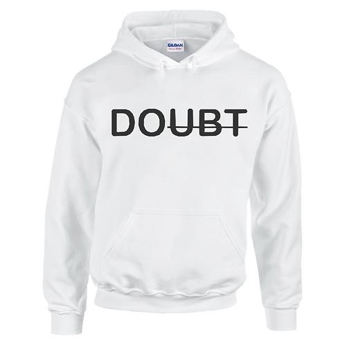 Doubt Adult Hoodie