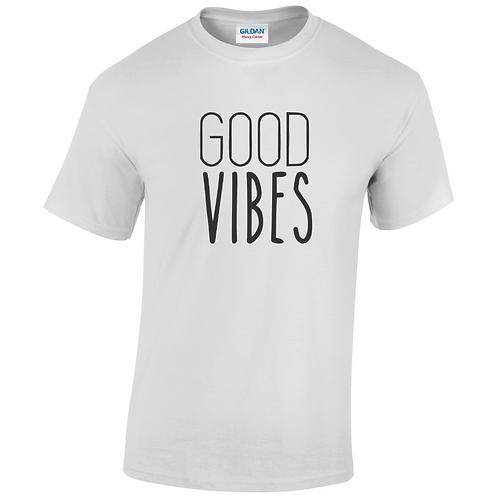Good Vibes Adult T-Shirt