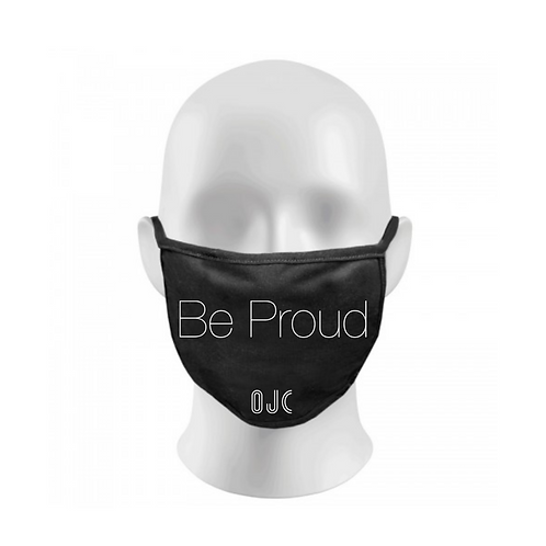 BE PROUD FACE MASK